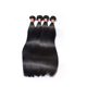40 inch cheap human hair bundles, natural raw virgin indian human hair extensions wholesale remy double drawn hair extensions