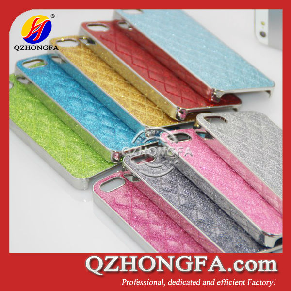 Shining Glitter Leather Hard Case for iPhone 5/5S/5C