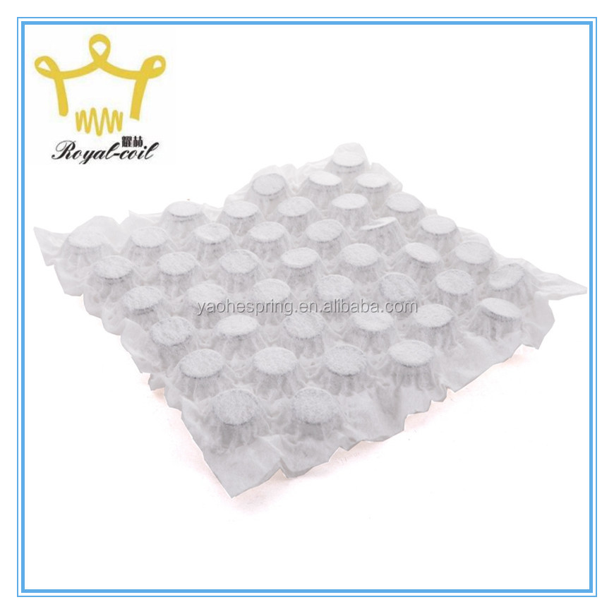 Guangdong Factory Made Micro Mattress Pocket Spring