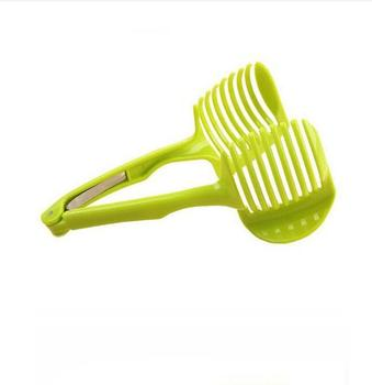 Kitchen Tool Vegetable Fruit Slicer / Tomato & Mozzarella Slicer / plastic tomato & potato peeler