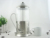 Stainless Steel Coffee Plunger French Press Tea & Coffee Pot