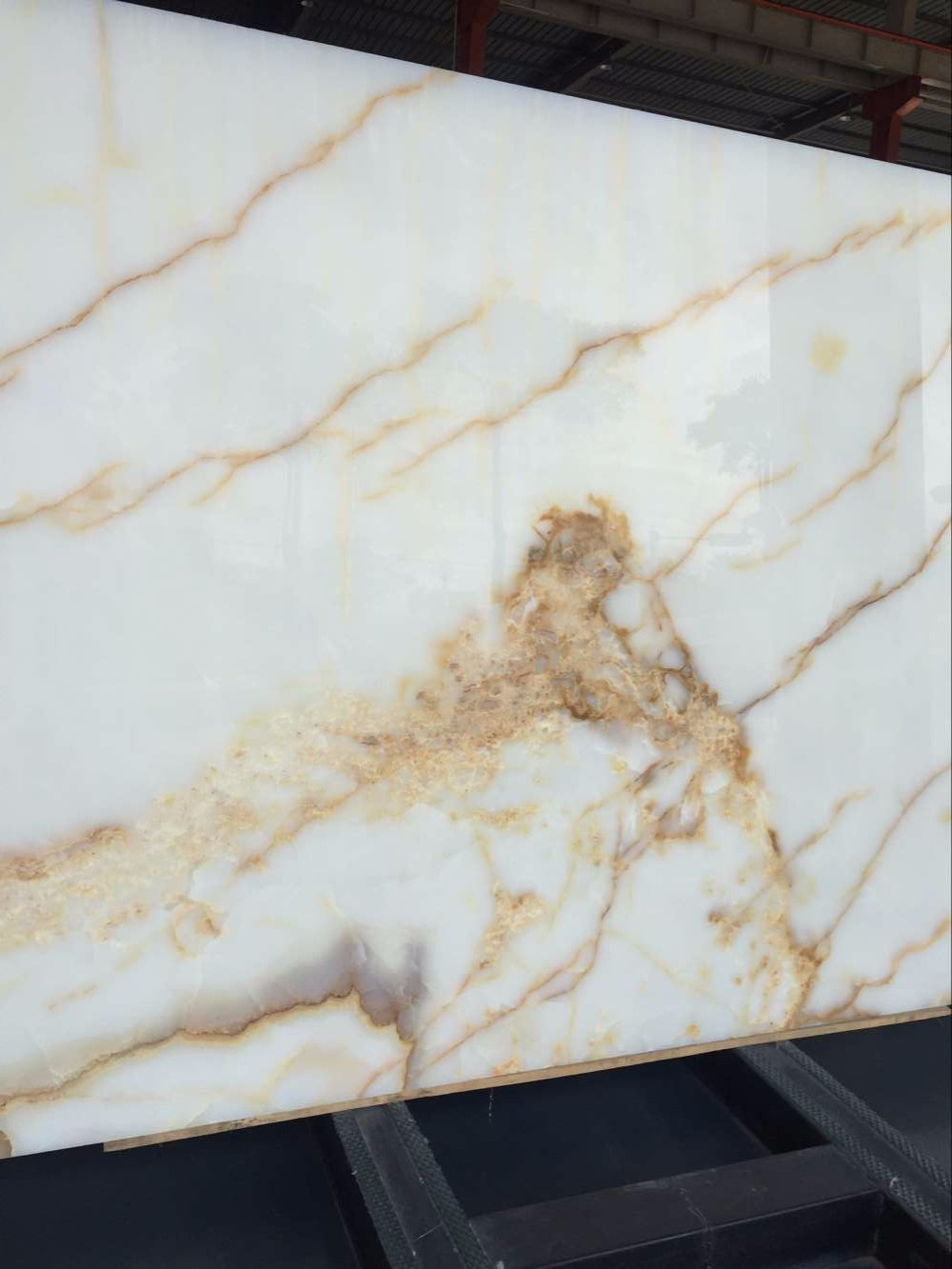 White Onyx With Gold Veins Onyx Marble Buy White Onyx