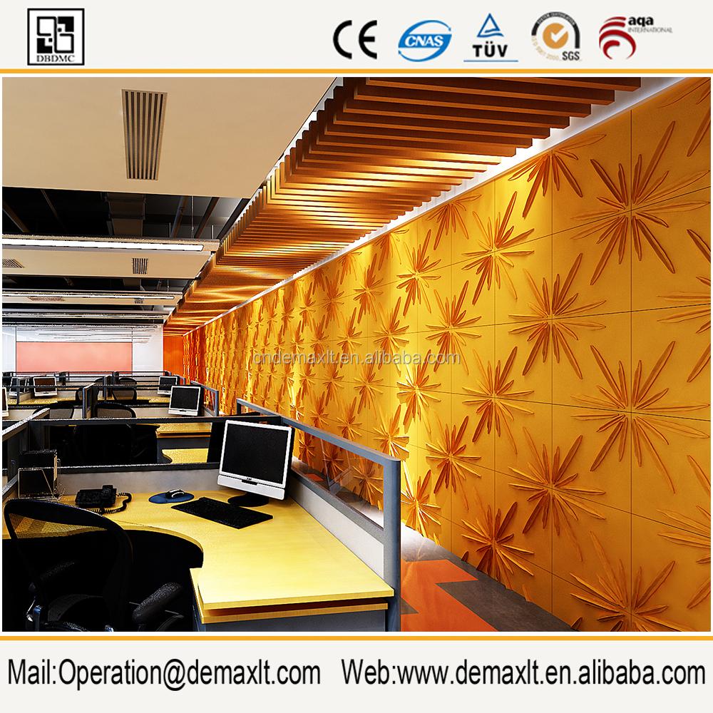 3d wandpanelen/mooie ontwerp muur papier/pe schuim baksteen ...