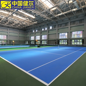 International approved sports badminton flooring in stock