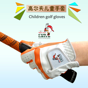 Kids gloves wholesale custom golf gloves In manufacturer