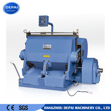 Cheap products automatic die cutting and creasing machine from chinese merchandise