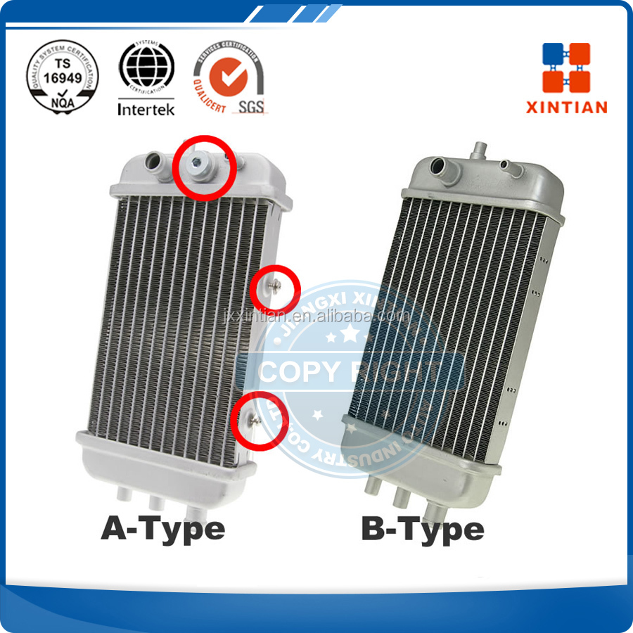motorcycle radiator small radiator heater radiator