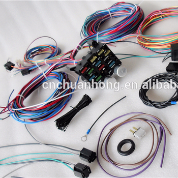 cnch new kit chassis wire harness for jeep cj7 cj5 1976 1983 buyCj5 Wiring Harness Complete Kit #2