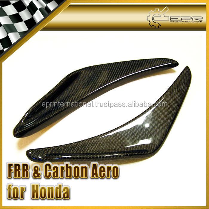 For Honda Integra Dc5 2001-2005 Acura Rsx Carbon Fiber Front ...