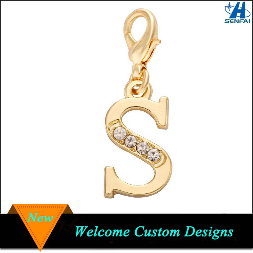 S Alphabet Pendant Design Wholesale, Alphabet Pendant Suppliers ...