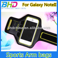 NEW SOFT GYM RUNNING SPORT ARM BAND FOR SAMSUNG GALAXY NOTEii