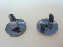 Twist lock fasteners for bags