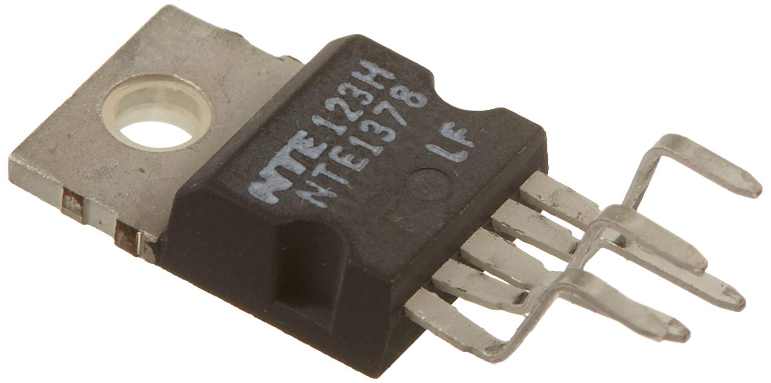 Cheap Voltage Controlled Amplifier Circuit Find Current Transistor Get Quotations Nte Electronics Nte1378 Integrated 10w Audio Power 5 Lead To 220