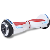 2017 Best Selling Products 6.5 Inch 2 Wheel Scooter Hoverboard