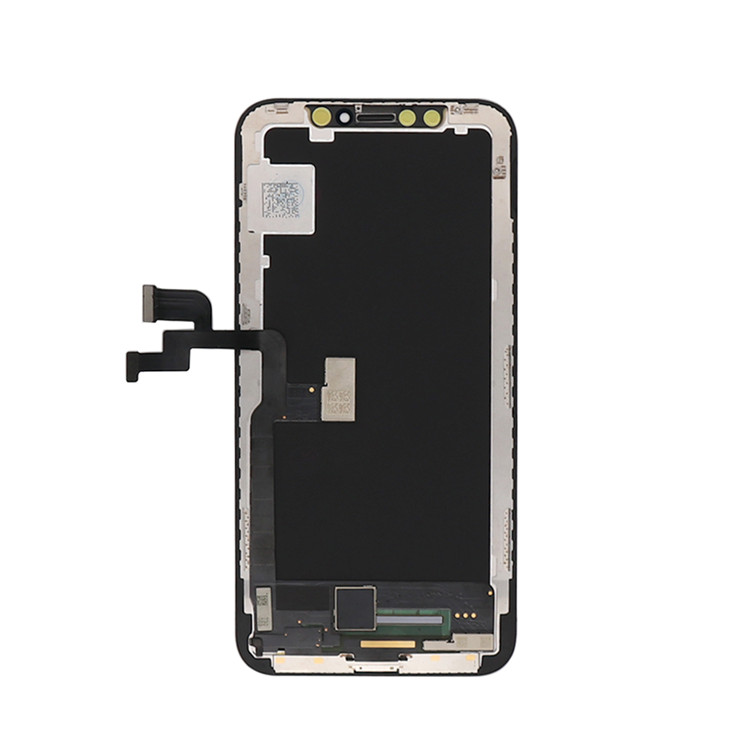Fast delivery	Lcd screen with digitizer for iphone X for iphone x lcd touch display replacement