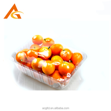 Color box packaging/food grade pvc cling film for food wrap