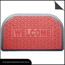 Safety surface modular entrance mat/anti-slip entrance mat
