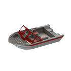 Beatuiful Design Small Speed Boats Motor Boats Mini Jet Boat for Sale