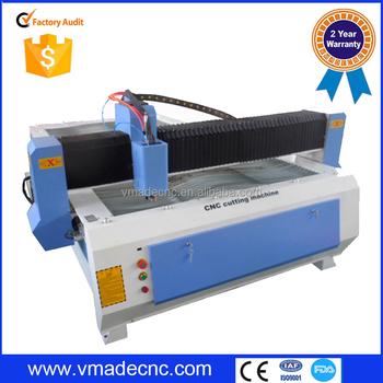 Alibaba China Sheet Metal Plates Cnc Plasma Cutter/ Plasma Cutting ...