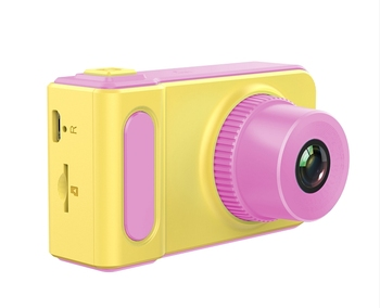 New Child Cartoon small toy 1080P kids digital video camera for Birthday Party Christmas Gift