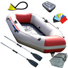 Cheap all round inflatable 3 person fiberglass fishing boats