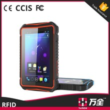 NFC WIFI android tablet 3gb ram gps tracking chip UHF RFID handheld reader