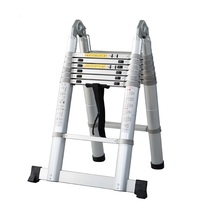 escaleras de aluminio foldable ladders double sided step ladder