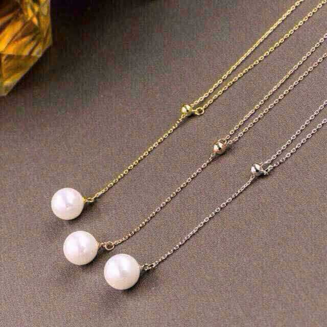 Tasaki Pearl Necklace: 2015-New-Promotion-Colar-Collares-Jewelry-Sterling-Jewelry