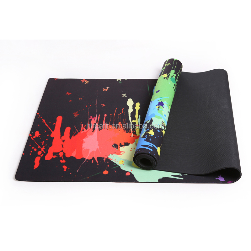 72 Inches Fitness Wholesale Yoga Mat Bag Rubber Gymnastic