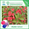 Hot sale Natural pigment Madder root extract alizarin red to dyeing