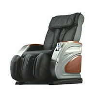 Shopping Mall Coin Operated Vending Massage Chair With Alarm System