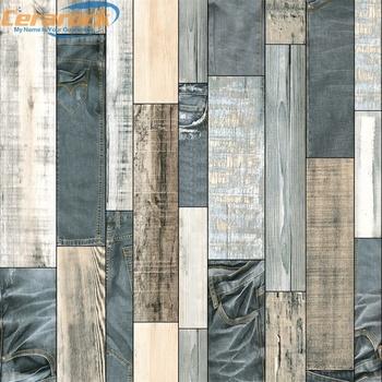 Studie Zimmer Natürliche Holz Dekoration Tapete - Buy Dekorative Kunststoff  Tapete,Schlafzimmer Dekoration Tapete,Natürliche Holz Tapete Product on ...
