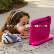 Hight quality EVA foam handle stand for ipad mini protective case for kids