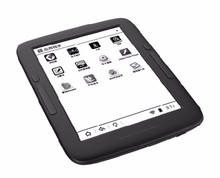 E book Reader BOYUET62 dual core cpu e ink capacitive touch screen built in backlight