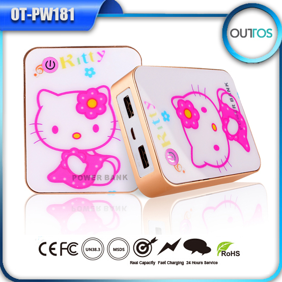 New 2016 Sublimation Power Banks for Samsung Galaxy S5