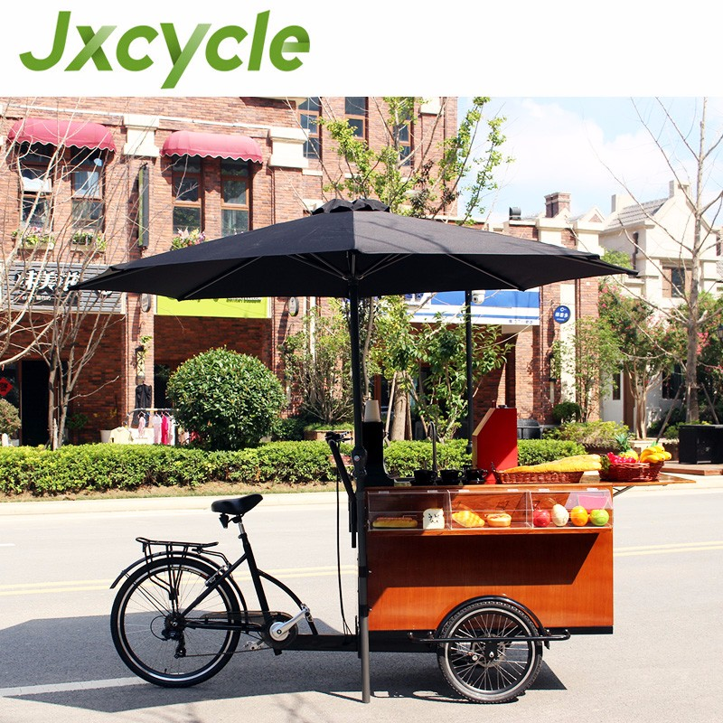 leisure food coffee vending carts /mobile pizza coffee vans