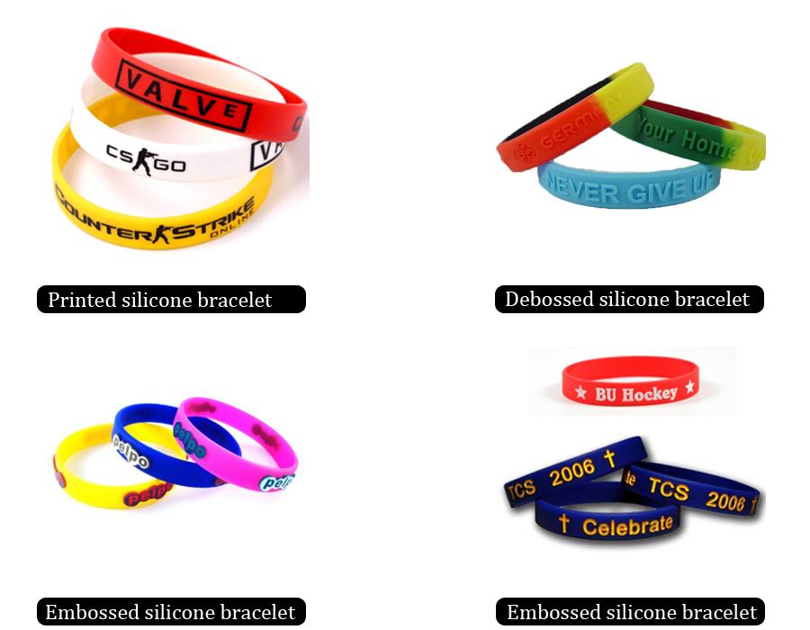 Custom Basketball Wristband Thin Light Individual Silicone Bracelet Rubber