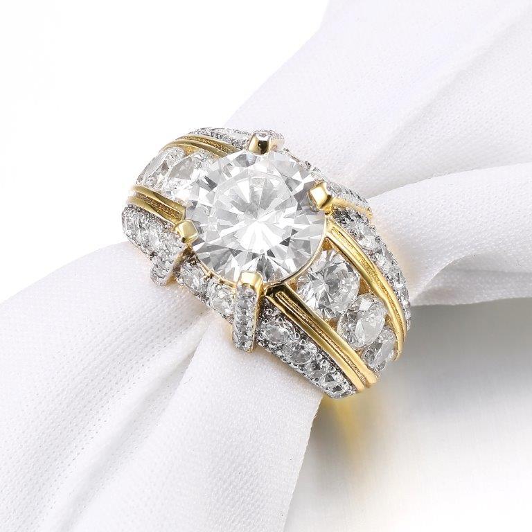 Bling Bling Jewelry Rings For Men,Big Stone Diamond Mens Rings ...