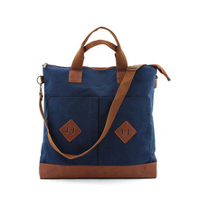 HF835 reshine <span class=keywords><strong>3</strong></span>-<span class=keywords><strong>way</strong></span> mens cross body kanvas utusan <span class=keywords><strong>tas</strong></span> ransel bahu <span class=keywords><strong>tote</strong></span> bags