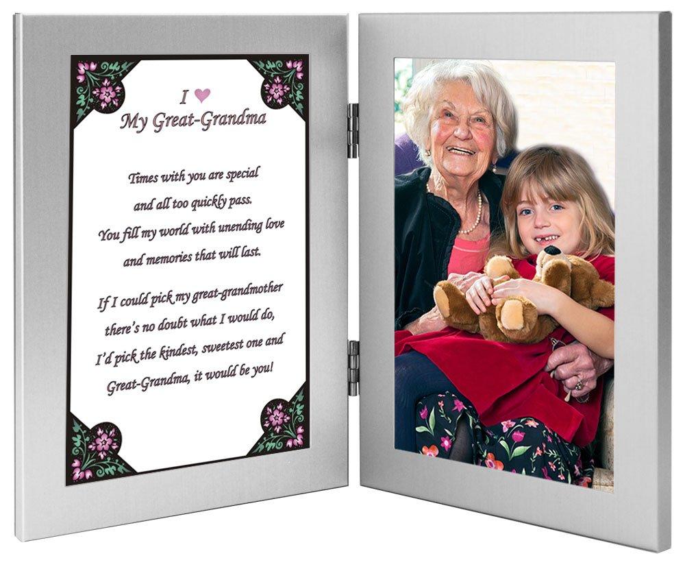 Buy Great Grandmother Gift From Grandchild - Great Grandma Frame ...