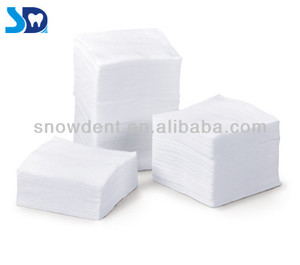 Non-sterile Dental Gauze / Non woven Sponges / Dental gauze sponges