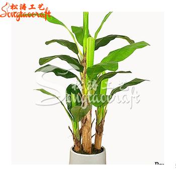 Pabrik China Cemara Pohon Pisang Palsu Buatan Tanaman Untuk Penjualan Mini Dekoratif Topiary Bonsai Tahan Air Tahan Lama Dalam Ruangan Buy Pohon