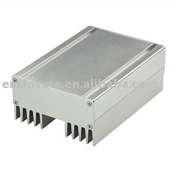 Extruded Aluminum Enclosures Heat Sink Cases Buy