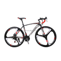 Manufacturer Wholeselling New High Carbon Steel Mountain Bicycle 21 Speed Cheap Price And Perfect Design Road Bike