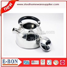 2015 Food grade LFGB FDA stainless steel tea pot