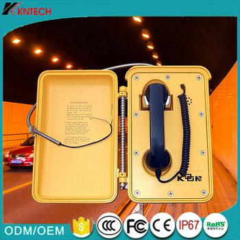 2017 Knsp 03 Rugged Telephone Waterproof Emergency