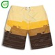 Outdoor sport swimming shorts trunk fabric