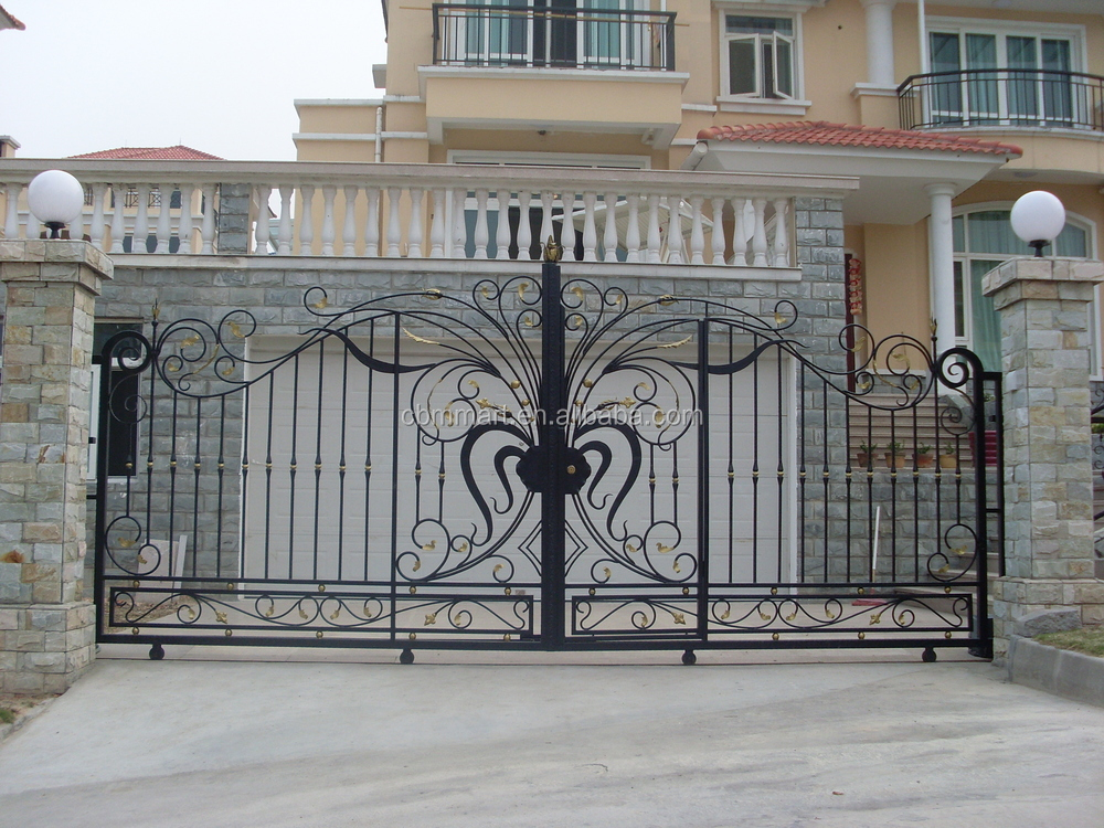 Pics For House Entrance Gate Designs