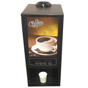 MQ-002LR Fully Automatic Type Coffee Maker /Instant Cooffee Machine.