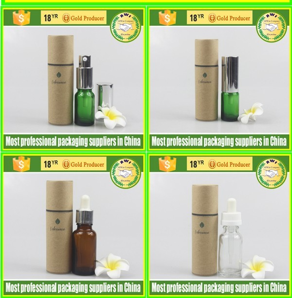 Eco Friendly Deodorant Stick Container Push Up Paper Tube